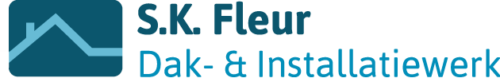 Logo S.K. Fleur Dak- & Installatiewerk